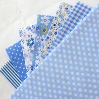 New Craft Series Assorted Pre-Cut Charm Cotton Quilt Fabric Patchwork Bundle DIY