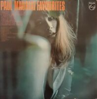 Paul Mauriat And His Orchestra-Favourites Vinyl LP.1968 Philips 6850 004.