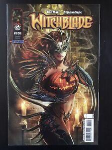 Witchblade #131 Retailer Variant Image Comic Book