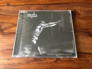 MGLA - Exercises In Futility CD Northern Heritage Elite Polish Black Metal