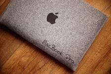 "Funda Estuche Maletín Notebook Laptop para Macbook Pro 15"" Retina Mac Pro 15 in (approx. 38.10 cm)"