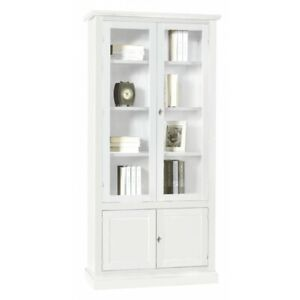 Showcase White Matt, 90X41X186H