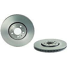 VW GOLF MK4 GTI TURBO FRONT BRAKE DISCS BRAKE 288mm