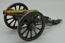 More details for superb rare genuine denix replica civil war cannon c1861 stunning museum quality