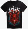 Slayer GOAT SKULL T-Shirt Heavy Metal Band NEW Licensed & Official