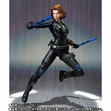 BANDAI S.H.Figuarts Black Widow Avengers Age of Ultron Japan Import Official F/S