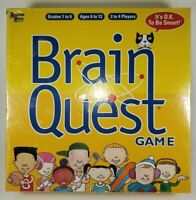 Brain Quest Game Board Game University Games It's O.K. To Be Smart Game  *NEW