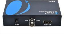 OpenBox OREI XD-500 SDI to HDMI Converter up to 1080p - Supports HD-SDI, SD-SDI