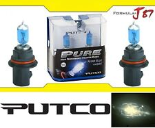 Putco 4400K Nitro Blue 9004 HB1 239004NB 65/45W Headlight Bulb Dual Beam Replace