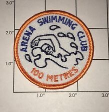 Arena Swimming Club Patch - 100 Metres