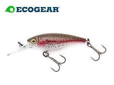 Ecogear SX 40 LC Brown Trout Twitchbait Japan Wobbler Perch Trout Pike