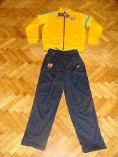 Barcelona Soccer Tracksuit Spain Nike Barca Football Suit XL Boys