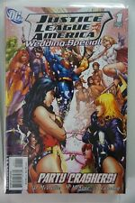 Justice League of America Wedding Special #1 DC 2007 Wonder Woman