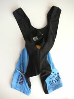 BIO-RACER Radcamp Cesenatico Men's Cycling Padded Bib Shorts Bibs Size 2 / S NEW