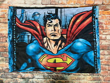 2 Sided Superman Pillow case