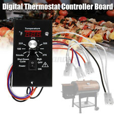 Upgrade Wood Pellet Grill Digtal Thermostat Controller Board For TRAEGER BAC23