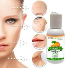 Vitamina C - Suero Cuidado De Piel Con Vitamina E - 2oz Natural y Súper Potente.
