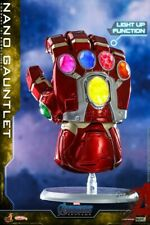Avengers Cosbaby Endgame Nano Gauntlet Figure Doll Accessories Model Hot Toys