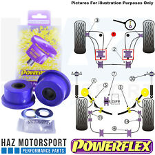 BMW E36 3 Series 1990 - 1998 Powerflex Front Lower Wishbone Rear Poly Bushes