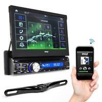 Pyle PLT85BTCM 7-inch Bluetooth Headunit Receiver & Backup Camera Kit