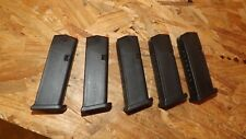5 - Glock 19 - factory NEW 9mm - 10rd - magazines mags clips - GEN 5    (G126)