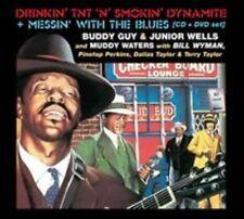 NEW Drinkin TNT N Smokin Dynamite / Messin With Blues (Audio CD)