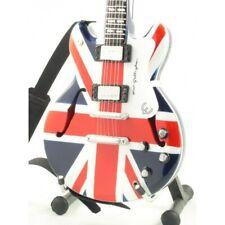 Mini Guitars Chitarra Replica Epiphone Union Jack Noel Gallagher Oasis Music
