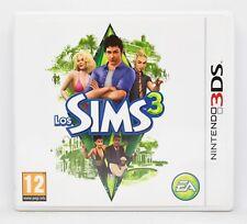 LOS SIMS 3 - NINTENDO 3DS - PAL ESPAÑA - THE SIM