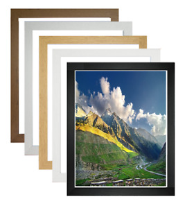 Picture Frame Photo Poster Frame Any Bespoke Size