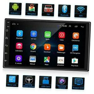 Double Din Android Car Stereo with 7 in-(1G+16G)