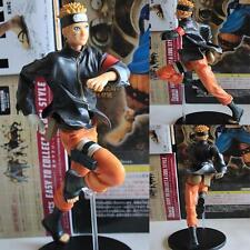 NARUTO SHIPPUDEN - Naruto figura corriendo, tamaño 22 cm.
