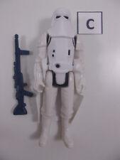 Vintage Star Wars Imperial Stormtrooper Snowtrooper Complete 1980 Hong Kong C