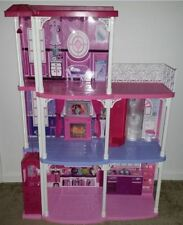 3 Story BARBIE DREAM HOUSE Townhouse With Elevator - Mattel, doll, playhouse
