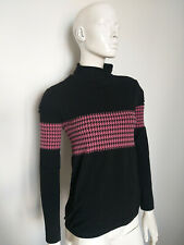 WOLFORD long sleeve top blouse size M