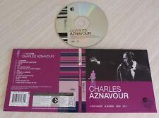 CD ALBUM DIGIPACK BEST OF L'ESSENTIEL CHARLES AZNAVOUR 14 TITRES 2003