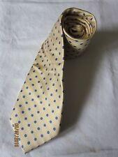 Irvine Park Gold Silk Neck Tie