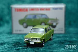 [TOMICA LIMITED VINTAGE LV-61a 1/64] HONDA 1300 77S (Green)