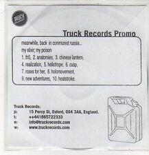(CZ693) My Elixir, My Poison - DJ CD