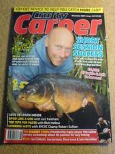 CRAFTY CARPER - TIM COLLIER - Nov 2007