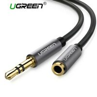 Audio Extension Cable 3.5mm Jack Male to Female Aux 1m 2m 3m Headphone Speaker