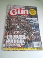 Vintage SPORTING GUN MAGAZINE - April 1998 Countryside March London  Illustrated