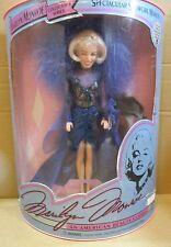 Marilyn Monroe Collector Barbie Doll Spectacular Showgirl Marilyn New Box Torn