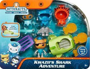 Octonauts Kwazii's Shark Adventure Playset