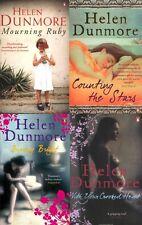 Helen Dunmore __ 4 libro conjunto __ Inc luto Rubí contando estrellas __ a estrenar