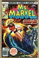 Ms. Marvel #3-1977-fn+ 6.5 Chris Claremont John Buscema Ms Marvel