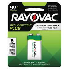 Rechargeable Battery,9V,8.4VDC PL1604-1 GENE
