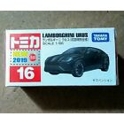 Tomica No.16 Lamborghini Urus First Special Specifications from japan
