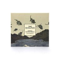[MISSHA] Artemisia Treatment Essence 1/2 Soft Sponge Puff Sample - 1Pack (60pcs)