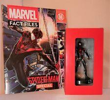 EAGLEMOSS MARVEL hecho archivos Spider Man Figura Especial Coleccionistas