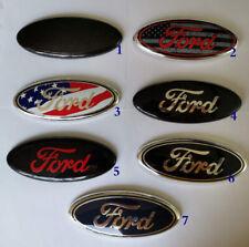 Chrome 2005-2014 Ford F150 TAILGATE 7 inch Oval Emblem 1PCS